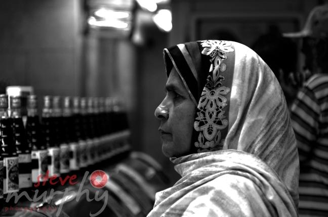 Lady shopper