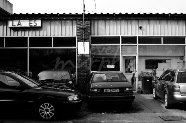 LA(K)ES for Volvos at Wyboston
